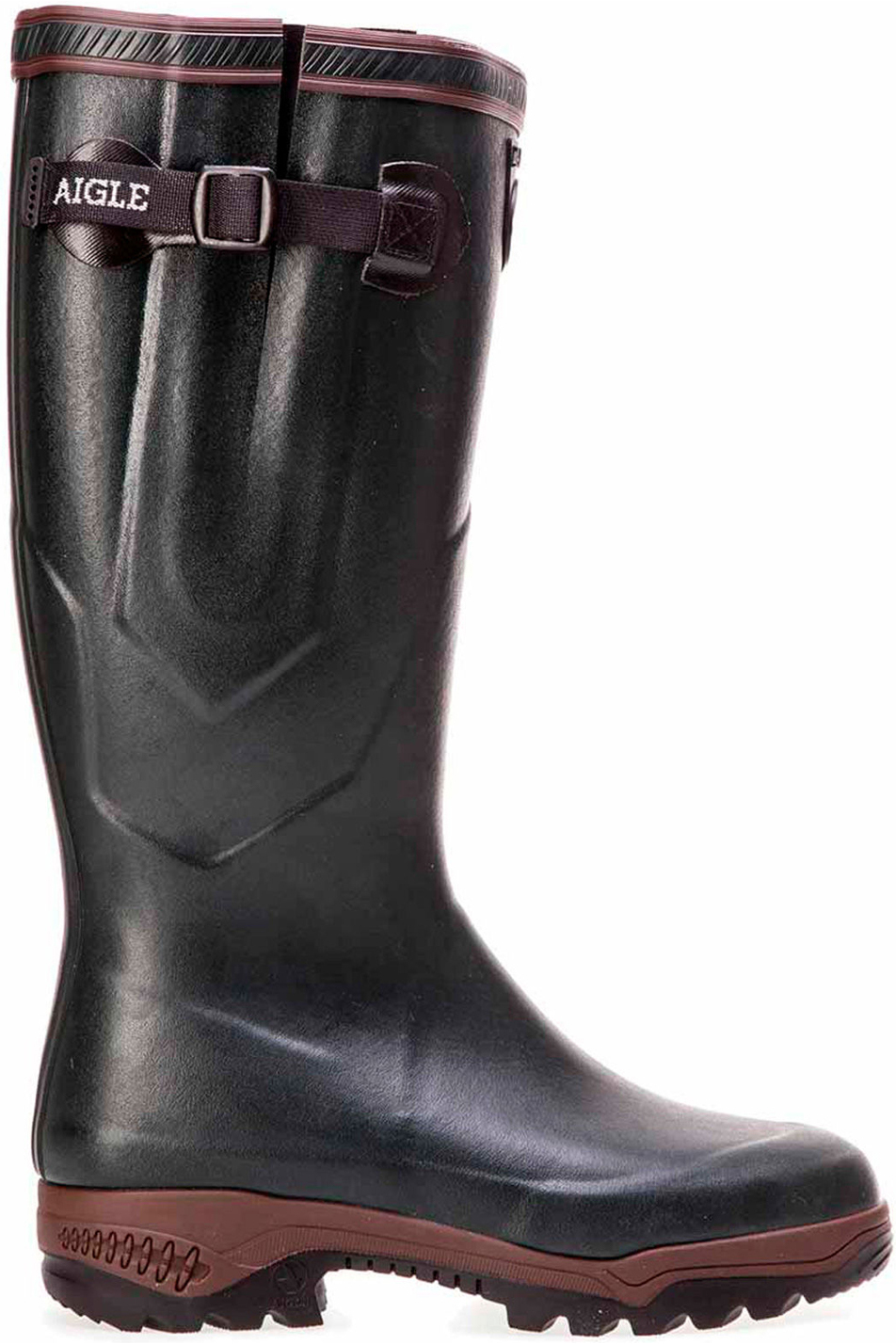 Aigle Mens Boots Parcours 2 ISO Anti Fatigue Hunting Bronze   Country    Boots   Peg and ThreadDrillshed   Peg & Thread