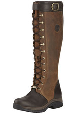 Ariat Womens Berwick Gore-Tex Insulated Boots Ebony