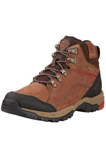 Ariat Mens Skyline Gore-Tex Mid Boots Dark Chocolate