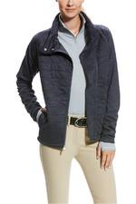 Ariat Womens Vanquish Full Zip Jacket Ebony