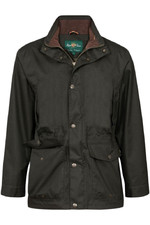 Alan Paine Fernley Mens Field Coat La2066 Woodland