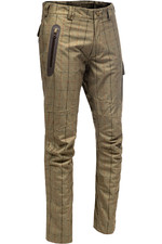 2020 Baleno Mens Holmes Waterproof Trousers - Khaki Tweed