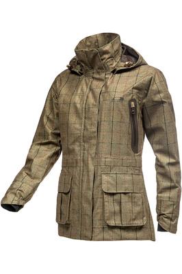 2020 Baleno Womens Pembroke Jacket - Khaki Tweed