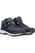 2021 Aigle Womens Vedur Waterproof Mid MTD Boots T1946 - Marine / Wave