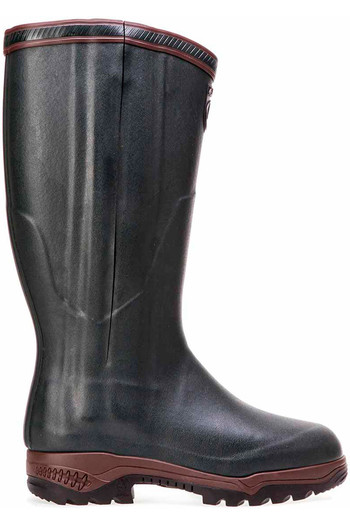 Aigle Mens Parcours 2 ISO Open Anti-Fatigue Hunting Boots Bronze