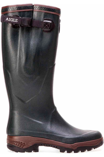 Aigle Mens Parcours 2 ISO Vario Anti-Fatigue Hunting Boots Bronze