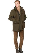 Aigle Mens Courtal 3-in-1 Waterproof Hunting Parka Jacket Bronze