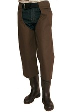 Aigle Mens Courtal Waterproof And Breathable Overtrousers - Bronze