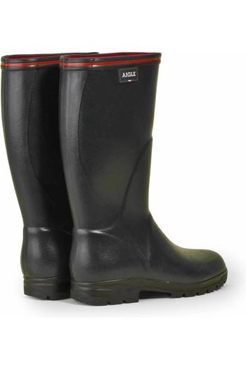 Aigle Mens Tancar ISO Pro Wellington Boots - Bronze
