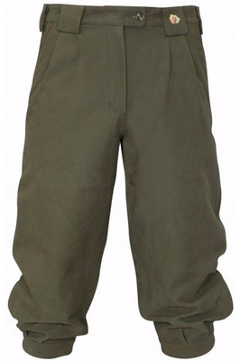Alan Paine Womens Berwick Waterproof Breeks Olive