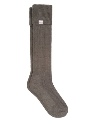 Dubarry Alpaca Wool Socks Olive