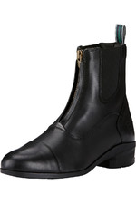 Ariat Mens Heritage IV Zip Short Boots Black