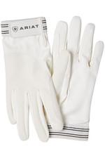 Ariat Tek Grip Gloves White