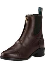 Ariat Womens Heritage IV Zip Short Boots Light Brown