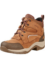Ariat Womens Telluride II H20 Boots Palm Brown