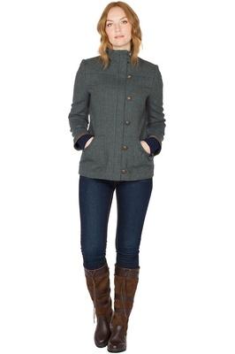 Dubarry Womens Bracken Tweed Sports Jacket Mist