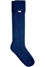 Dubarry Alpaca Wool Socks Navy