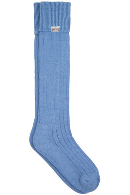 Dubarry Alpaca Wool Socks Sky
