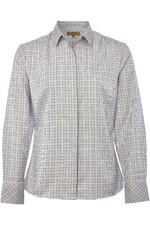 Dubarry Womens Meadow Shirt Beige Multi