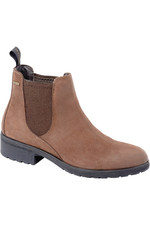 Dubarry Womens Waterford Chelsea Boots Walnut
