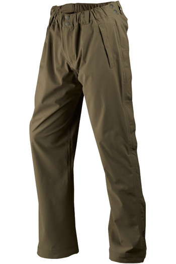 Harkila Mens Orton Packable Trousers Willow Green