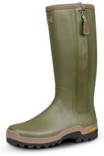 Harkila Mens Orton Zip Boot - Dark olive