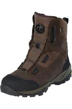 Harkila Mens Reidmar GTX Boots - Dark Brown