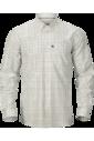 Harkila Mens Retrieve Shirt - Dark Olive Check