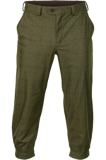 Harkila Mens Stornoway Shooting Breeks - Willow Green