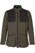 Harkila and Seeland Skeet softshell jacket Pine green
