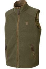 Harkila Mens Sandhem Fleece Waistcoat - Dusty Lake Green