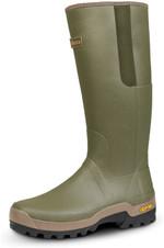 Harkila Orton Gusset Wellington Boots 32010097 - Dark Olive