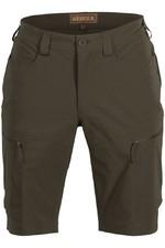 Harkila Mens Trail Shorts - Willow Green