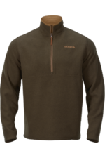 Harkilla Mens Sandhem Fleece Pullover - Willow Green Melange