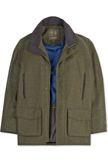 Musto Mens Lightweight Gore-Tex Tweed Shooting Jacket Cairngorm