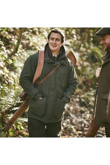 Musto Mens Highland Gore-Tex Jacket Dark Green