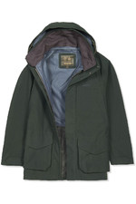 Musto Mens Highland Gore-Tex Jacket Dark Green