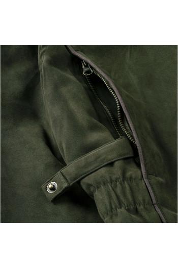 Musto Womens Whisper Gore-Tex Primaloft Jacket Dark Moss