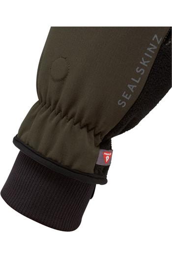 SealSkinz Outdoor Sports Mittens Olive