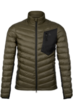 Seeland Mens Climate Quilt Jacket - Pine Green