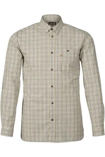 Seeland Mens Keeper Shirt - Classic Brown