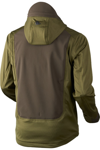 Seeland Mens Hawker Shell Jacket Pro Green