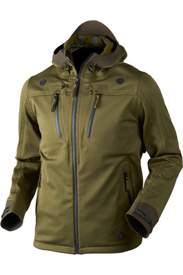 Seeland Mens Hawker Shell Jacket Pro Green