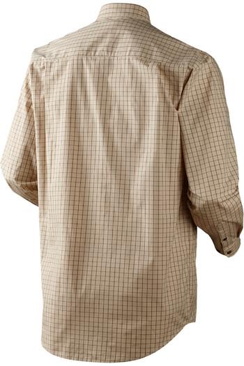 Seeland Mens Nigel Shirt Bleached Check