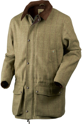 Seeland Mens Ragley Shooting Jacket Moss Check