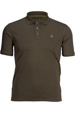 Seeland Mens Skeet Polo T-Shirt - Classic Green