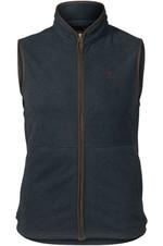 Seeland Mens Woodcock Fleece Waistcoat 13021169 - Classic Blue
