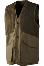 Seeland Mens Woodcock II Waistcoat Shaded Olive