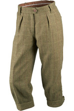 Seeland Womens Ragley Shooting Breeks Moss Check
