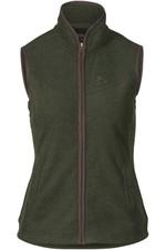 Seeland Womens Woodcock Fleece Waistcoat 13021222 - Classic Green